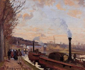 The Seine at Marly II