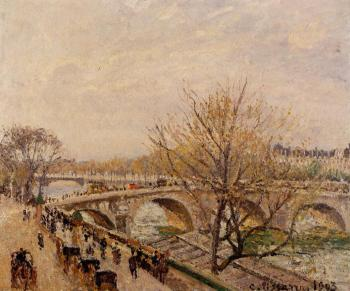 The Seine at Paris, Pont Royal