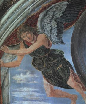 Antonio Del Pollaiolo : Angel
