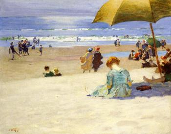 Edward Henry Potthast : Hourtide