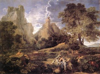 Landscape with Polyphemus