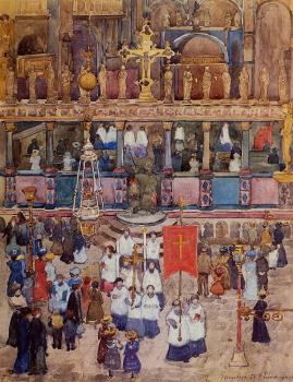 Easter Procession, St Mark's