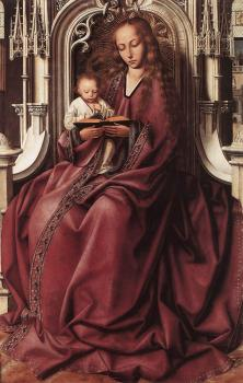 Virgin and Child II