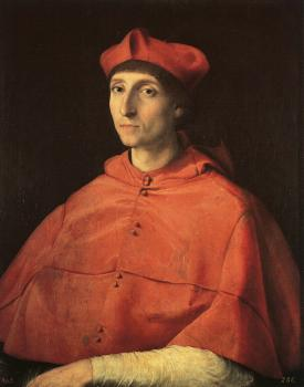 Portrait of a Cardinal