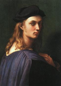 Raphael : Portrait of Bindo Altoviti