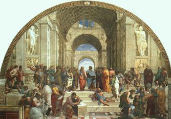 Raphael : The School of Athens