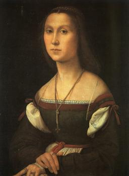 Raphael : Portrait of a Woman, La Muta