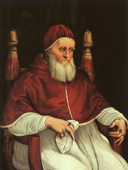 Portrait of Julius II, Florence