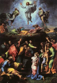 Raphael : The Transfiguration
