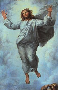 Raphael : The Transfiguration, detail