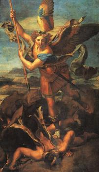 Raphael : St Michael and the Satan
