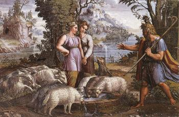 Raphael : Jacob's Encounter with Rachel