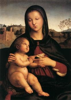 Raphael : Madonna and Child
