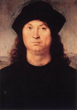 Raphael : Portrait of a Man