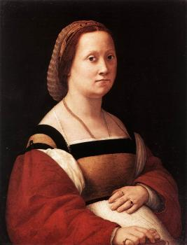 Raphael : Portrait of a Woman, La Donna Gravida