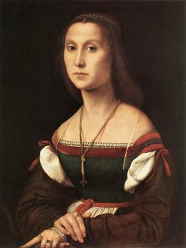 Raphael : Portrait of a Woman, La Muta II