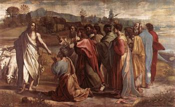Raphael : The Handing-over the Keys