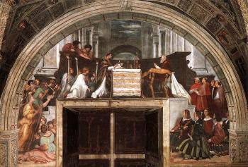 Raphael : The Mass at Bolsena