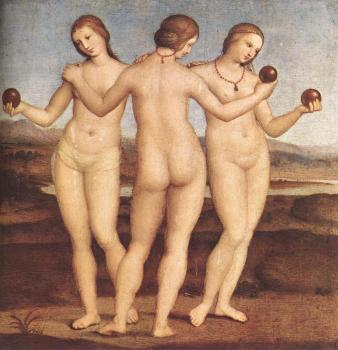 Raphael : The Three Graces