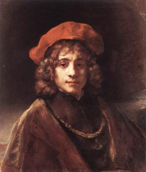 The Artist's Son Titus