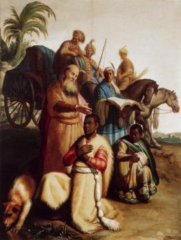 The Baptism Of The Eunuch