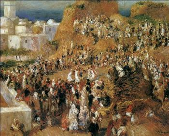 The Mosque Arab Holiday (The Casbah)