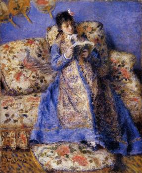 Camille Monet Reading