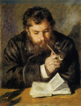 Claude Monet, The Reader