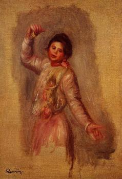 Dancer with Castanets