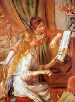 Girls at the Piano III