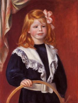 Jean Renoir, Child with a Hoop