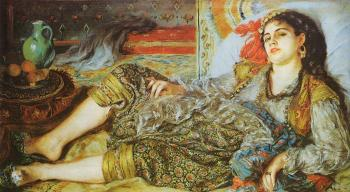 Odalisque, An Algerian Woman