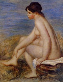 Seated Bather II