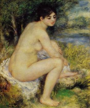 Seated Bather IV