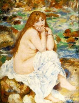 Seated Bather V