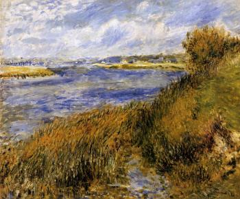 The Banks of the Seine at Champrosay