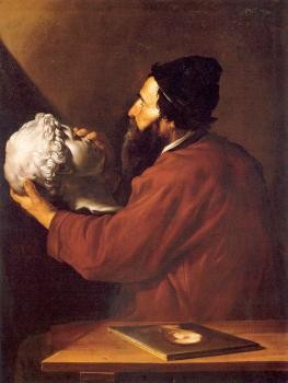 Jusepe De Ribera : Allegory of Touch