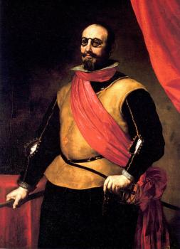 Jusepe De Ribera : Knight of the Order of St. James