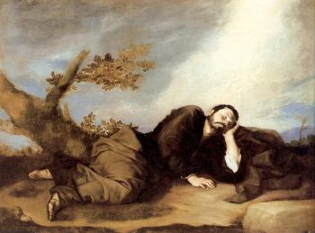 Jusepe De Ribera : Jacob's Dream