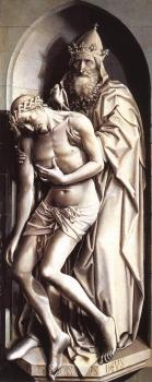 Robert Campin : The Holy Trinity