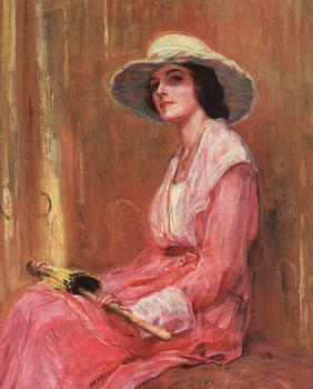 Guy Rose : The Model