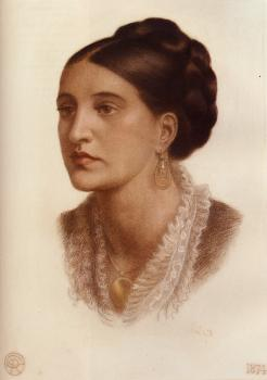Portrait Of Mrs Georgina Fernandez