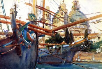 John Singer Sargent : Behind the Salute