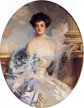 John Singer Sargent : The Countess of Essex
