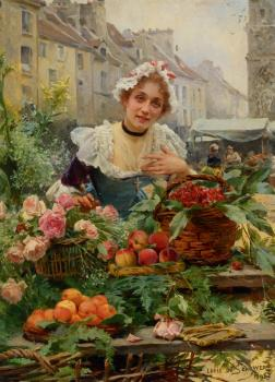 The Flower Seller II