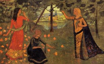 Paul Serusier : The Youth of Queen Anne