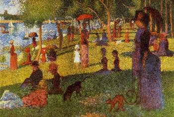 La Grande Jatte, An Afternoon