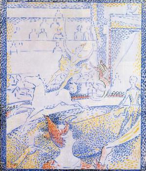 Georges Seurat : The Circus II