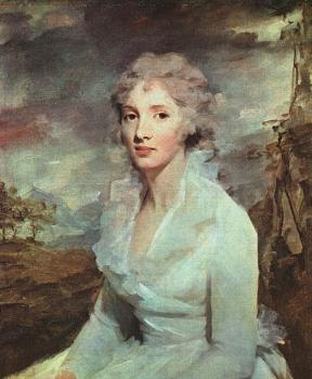 Sir Henry Raeburn : Miss Eleanor Urquhart