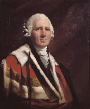 Sir Henry Raeburn : The First Viscount Melville